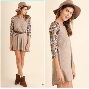 Get ready for fall with this mini dress! NWT umgee